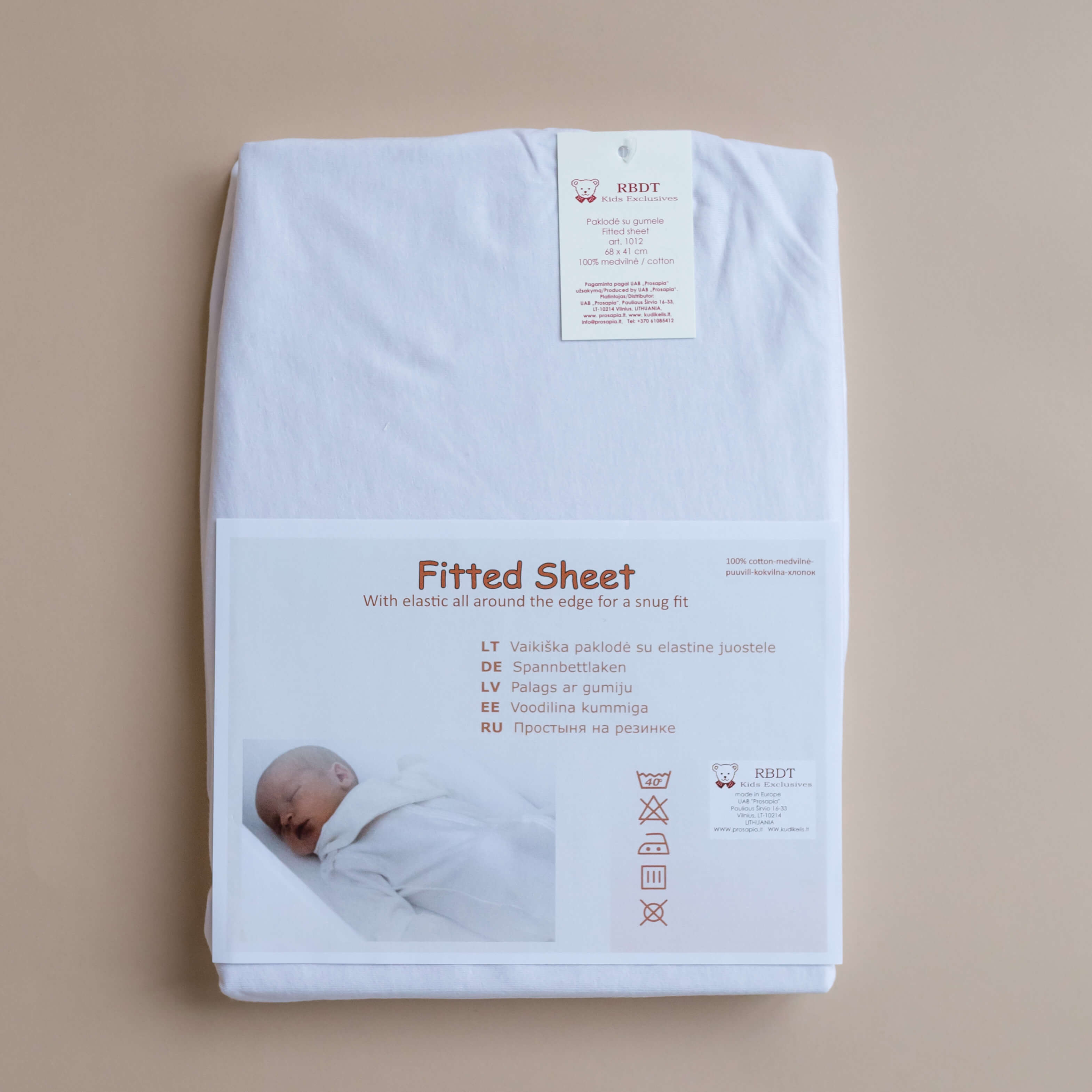 RBDT Fitted sheet