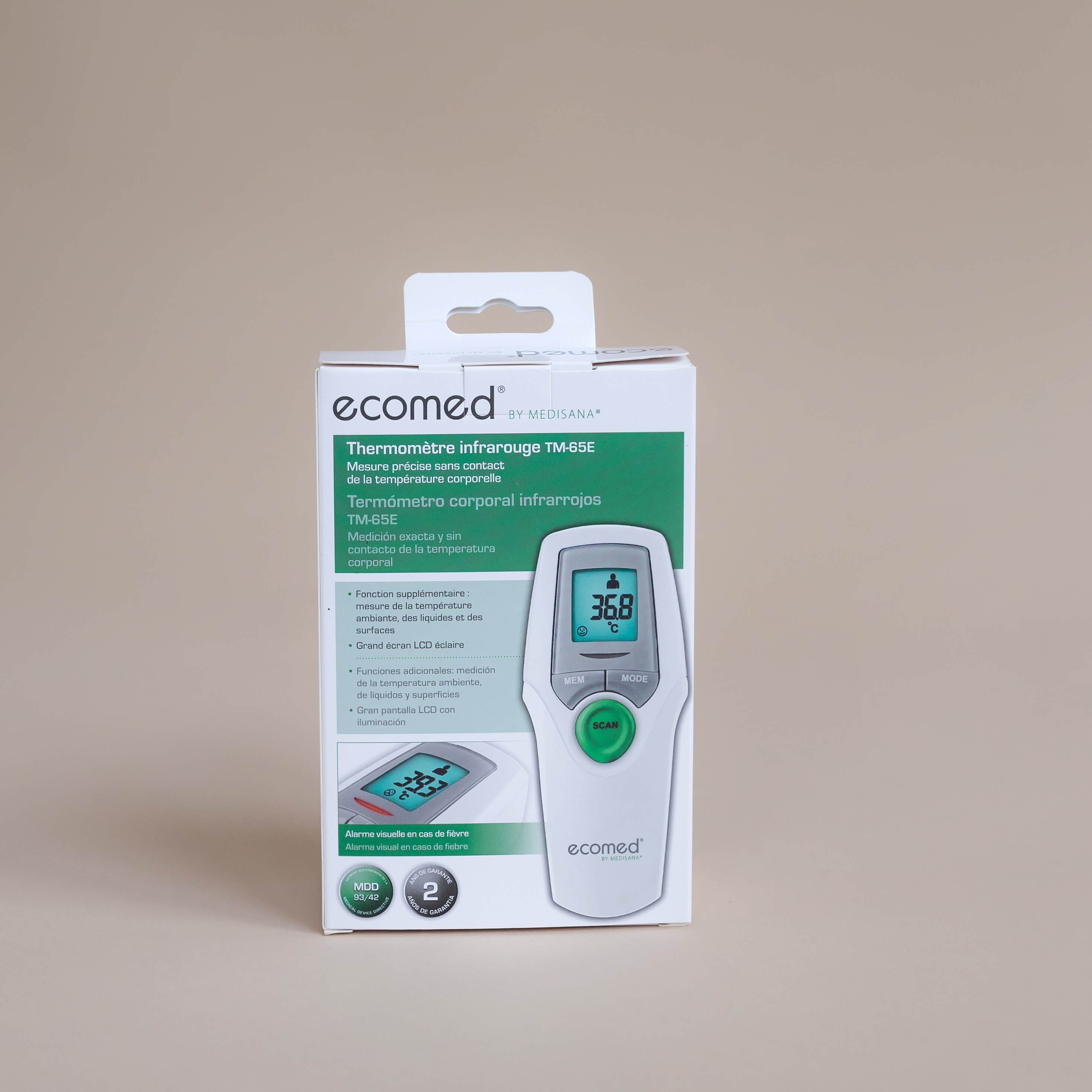 Ecomed Non contact thermometer